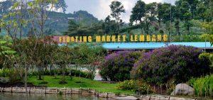 sewa elf jakarta ke bandung floating market