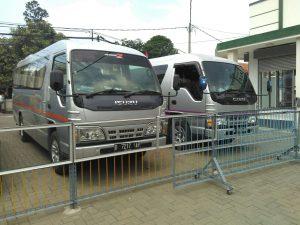 Rental Elf Jakarta Sentul