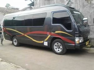 Sewa ELF Jatinegara ke Bandung