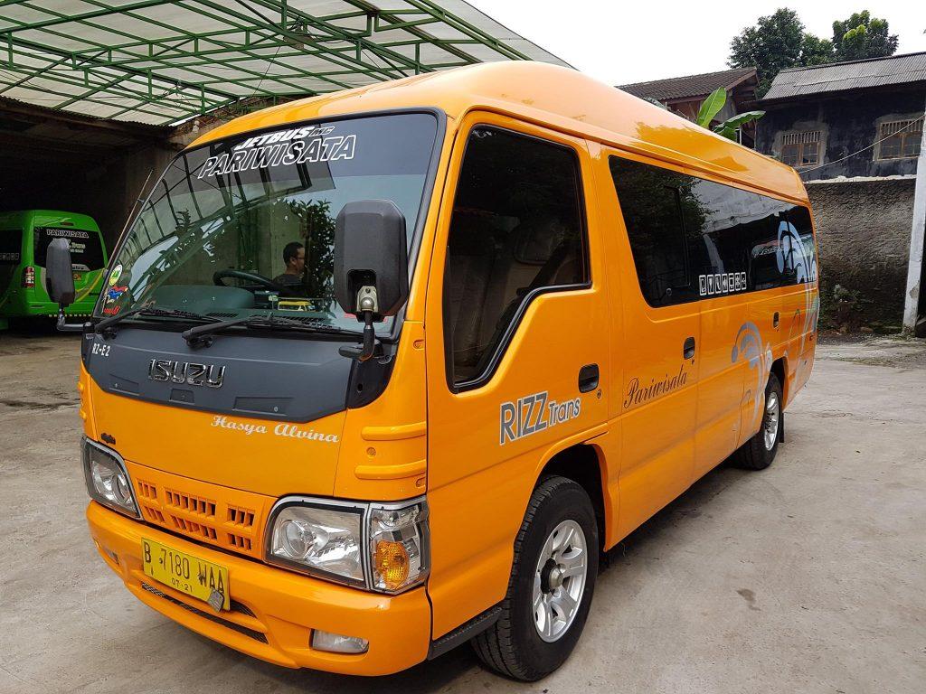 Sewa ELF Long 19 Seat Jakarta